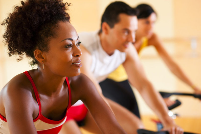 Five Benefits Of A Sweaty Workout