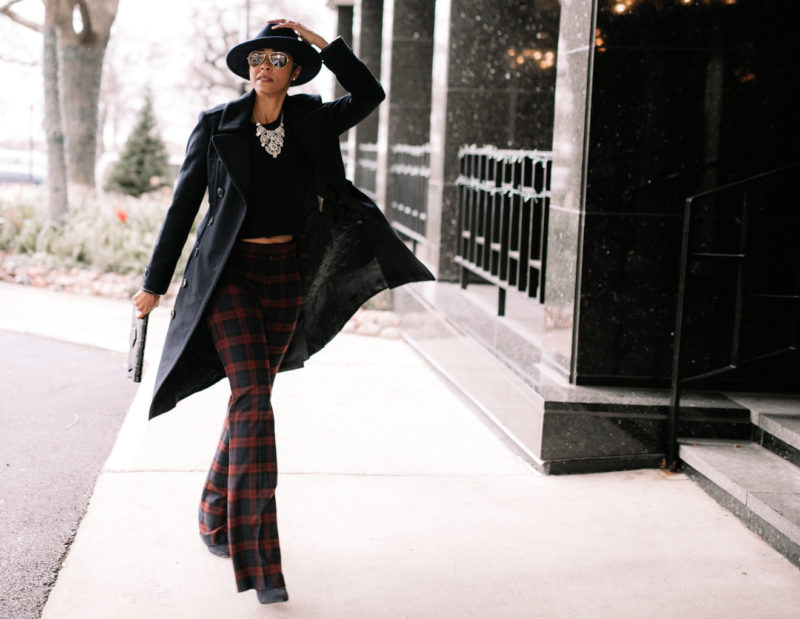 How To Rock (Not Your Grandma's) Plaid