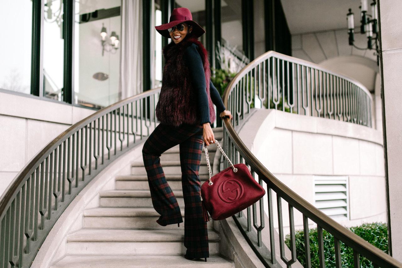 How To Stay Stylish & Warm In Frigid Temps