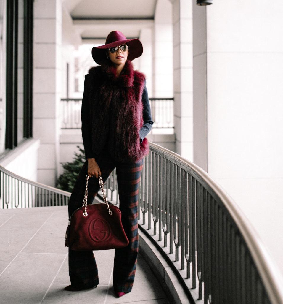 Courtney Rhodes Street Style