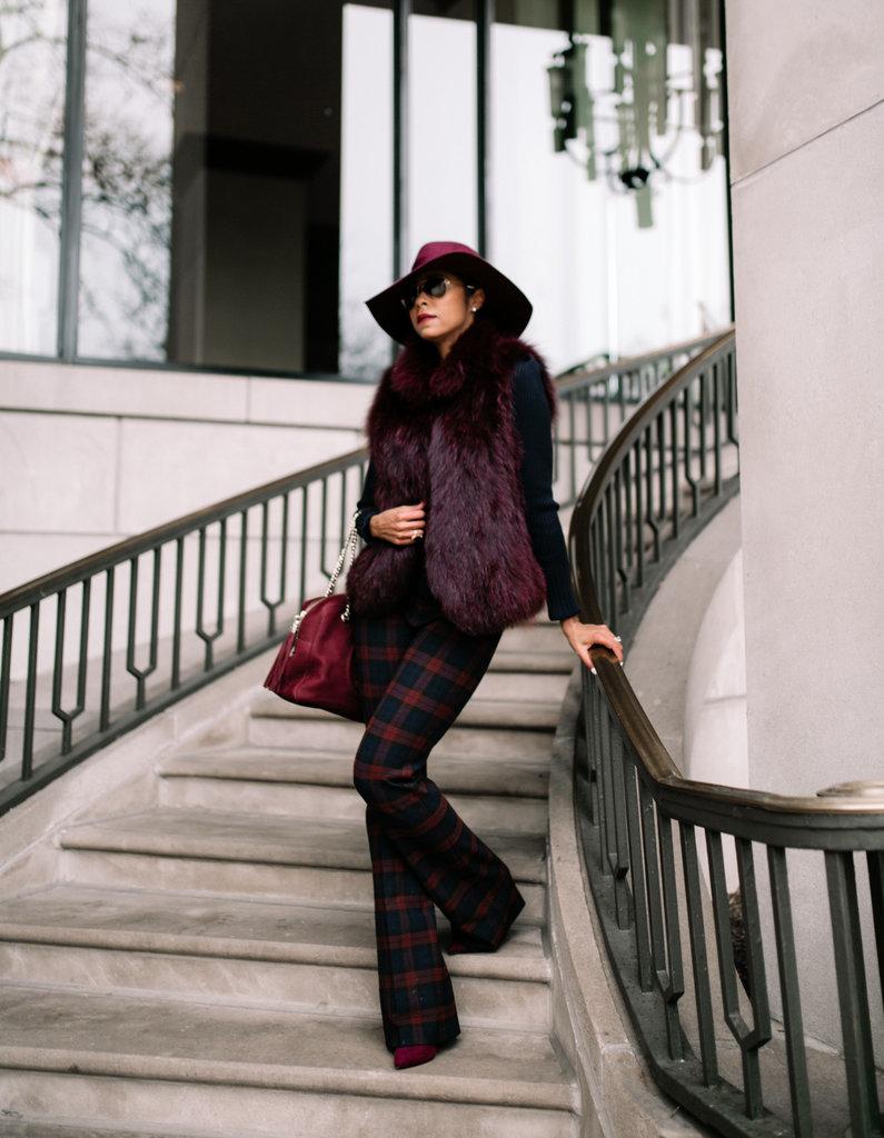 Courtney Rhodes Fashionable